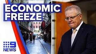 Coronavirus: Unemployment surge forecast amid Victoria's outbreak   9 News Australia