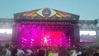 Kim Petras - Blow It All at Manchester Pride 2019 August 24th