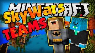 Minecraft: PA MI SMO NAJBOLJI | Mineplex Sky Wars Teams (ft. MarkoKOFS)