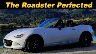 2016 / 2017 Mazda MX-5 Miata Review and Road Test | DETAILED In 4K UHD