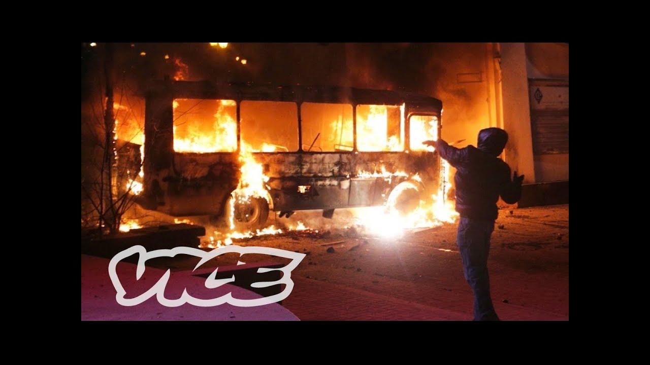 Ukraine Burning