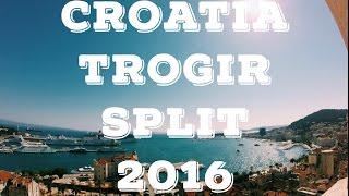 #YOTRAVEL Vlog № 1 | Отдых в Хорватии. Трогир. Сплит. Хорватия влог(Небольшой отчет о нашем майском путешествии по солнечной Хорватии. Подпишись: https://www.instagram.com/yo_ksana/, 2016-09-28T12:02:15.000Z)