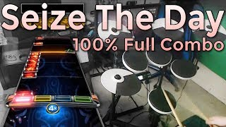 avenged sevenfold seize the day 100 fc expert pro drums rb4