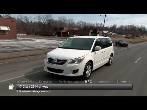 2012 Volkswagen Routan Used Car Report