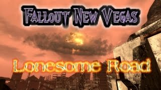 "Fallout New Vegas (Very Hard, Hardcore) Lonesome Road 2 ""It"