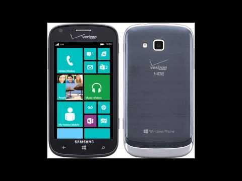 "Samsung Ativ Odyssey I930 4"" WVGA Super AMOLED 1.5GHz Dual core and 5MP camera @ 50$"