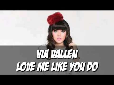 Via Vallen Love Me Like You Do|Cover Musik