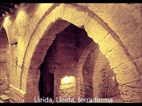 Lleida (Música i lletra: Lluís Payà)