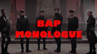 B.A.P - Monologue