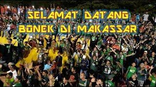 Selamat Datang Bonek, Kalian aman di Makassar