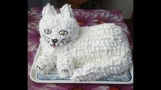 "Торт "" Котенок "" Kitten cake"