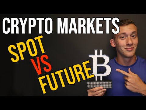 What Is The Difference Between Cryptocurrency Spot Trading And Futures Trading?