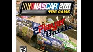 Nascar 2011 : The Game - 2 player battles - XBOX360