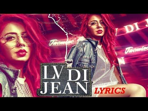 Jasmine Sandlas Lv Di Jean Lyrics | Latest Punjabi Song LV Di Jean Video | Imslv