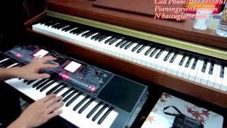 Đàn Organ Khúc Dân Ca Yêu Đời - Nguyễn Kiên