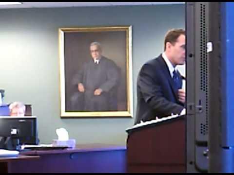 Cold case: Defense attorney Eric Wilson closing argument