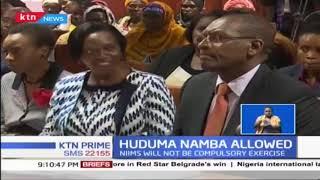Government should not make Huduma Namba registration exercise mandatory: Court Ruling