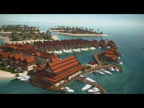 The World - Dubai - YouTube