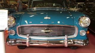Car Review: 1959 Opel Kapitän P 2.5
