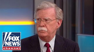 Bolton breaks down Trump's America first policy