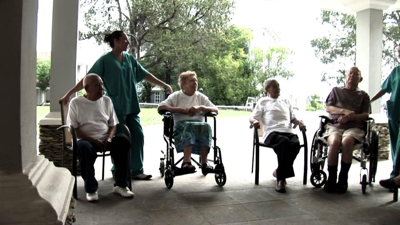 Asilos para ancianos monterrey los olivos youtube for Asilos para ancianos