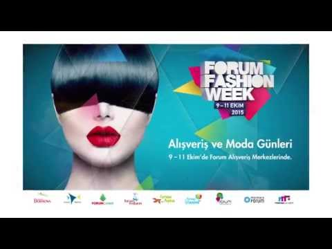Forum Fashion Week 2015