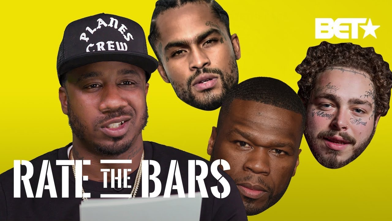 Benny The Butcher Is A Sucka For These Bars & Reacts To 50 Cent, Post Malone & More! | Rate