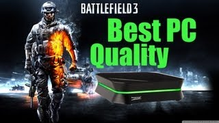Hauppauge! HD PVR 2 Gaming Edition Test | Battlefield 3 on PC | Best Quality Ever