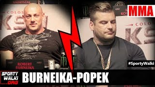 Bitwa na słowa KSW 39: Popek Monster vs Robert Burneika 2017 Video