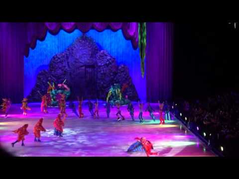 Disney on Ice - Ariel the Little Mermaid (part 3 of 8)