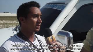 Lençois Maranhenses, Brasil
