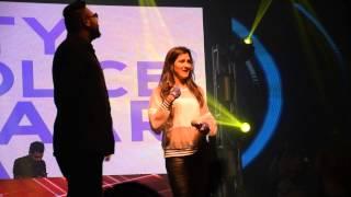 MTV BollyLand - Bengaluru 30 May 2015 !! Badshah & Aastha Gill - Abhi toh Party Shuru Hui Hai.