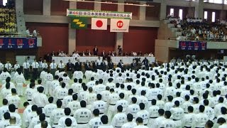 第66回全日本実業柔道団体対抗大会(2016/6/11-12 第2日目)男子第2部