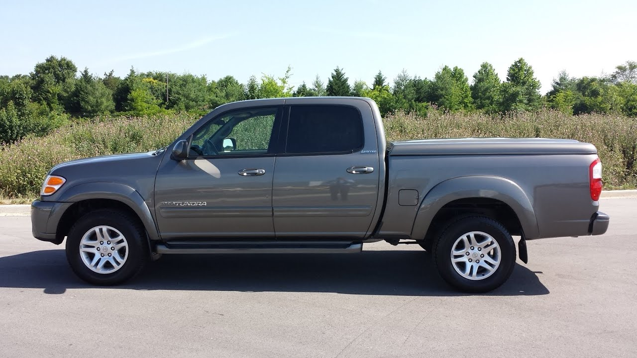 toyota tundra double cab limited 4x2 106k for. Black Bedroom Furniture Sets. Home Design Ideas