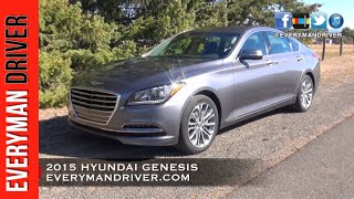 Here's the 2015 Hyundai Genesis Review on Everyman Driver
