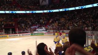 1-3-målet Ryssland-Sverige VM-2012