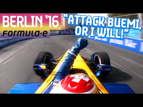 Unseen Onboards & Team Radio From BMW i Berlin ePrix! - Formula E