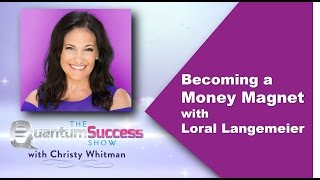 Today i am talking with my friend loral langemeier. she is changing conversations about money and empowering people to become millionaires. listen for bes...