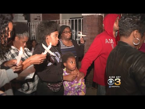 Community Mourns Death Of 16-Year-Old Killed In North Philadelphia Shooting