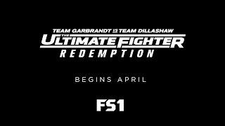 The Ultimate Fighter Redemption: Team Garbrandt vs. Team Dillashaw