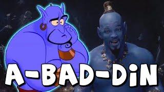 Disney's Aladdin Remake is Stupid