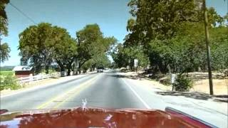 1964 Chrysler Imperial Convertible Test Drive