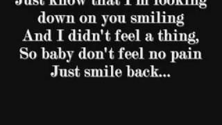 Repeat youtube video Eminem- When I'm Gone lyrics (dirty version)