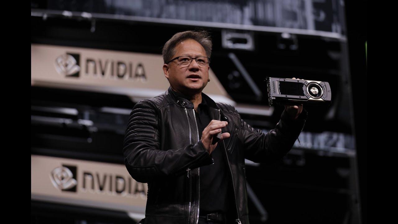 GTC 2018 - NVIDIA CEO Jensen Huang Keynote Supercut