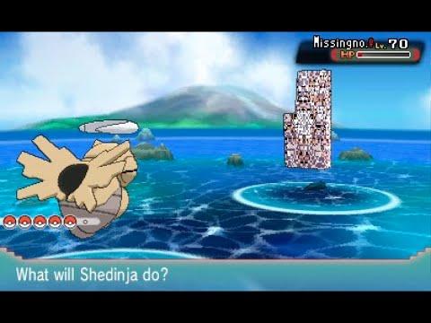Pokémon ORAS: Catching Missingno.