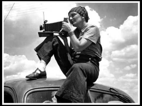 Dorothea Lange Biography