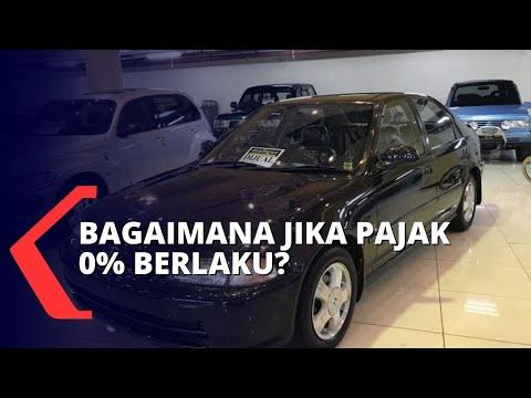 Wacana Pajak 0% Mobil Baru, Pengamat: Pukulan Keras Untuk Penjual Mobil Bekas