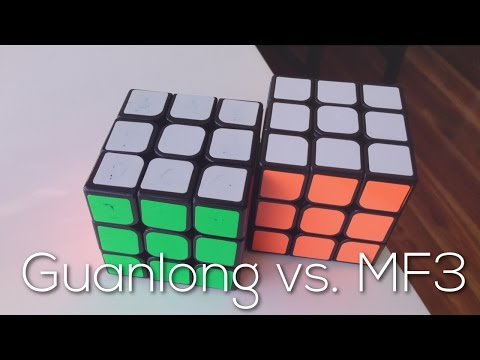 Best Budget Cube? | MF3 & Guanlong Comparison