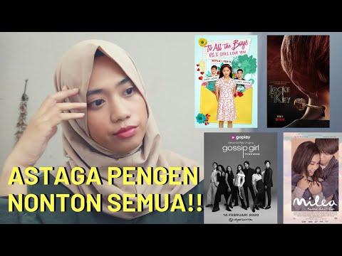 Nonton Trailer Film Adaptasi Feb 2020 (Locke & Key, Milea, Gossip Girl Indonesia Dll) | Dhyn Hanarun