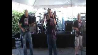 American Attitude - California Dreamin' (Hard Rock Cover - Live @ Boobsapalooza 2011)